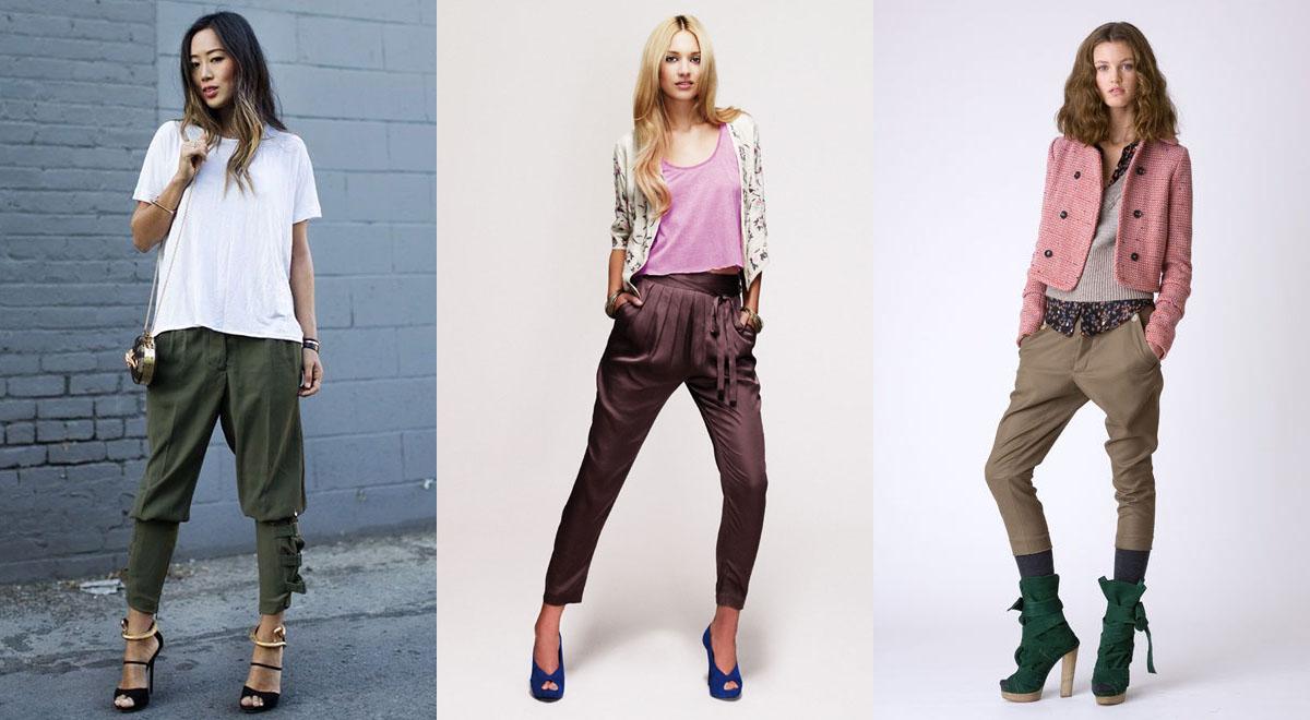 Модные женские брюки 2021 года