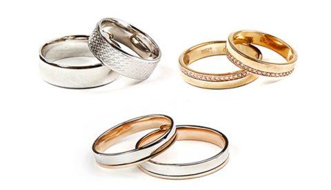 Особенности подбора обручального кольца.