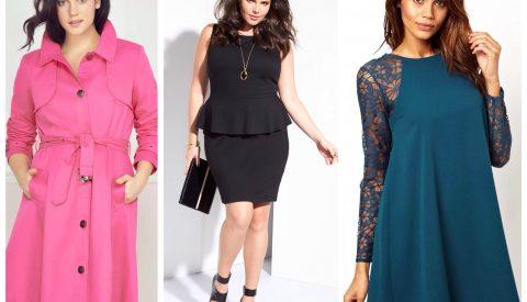 Выбор женского фасона одежды