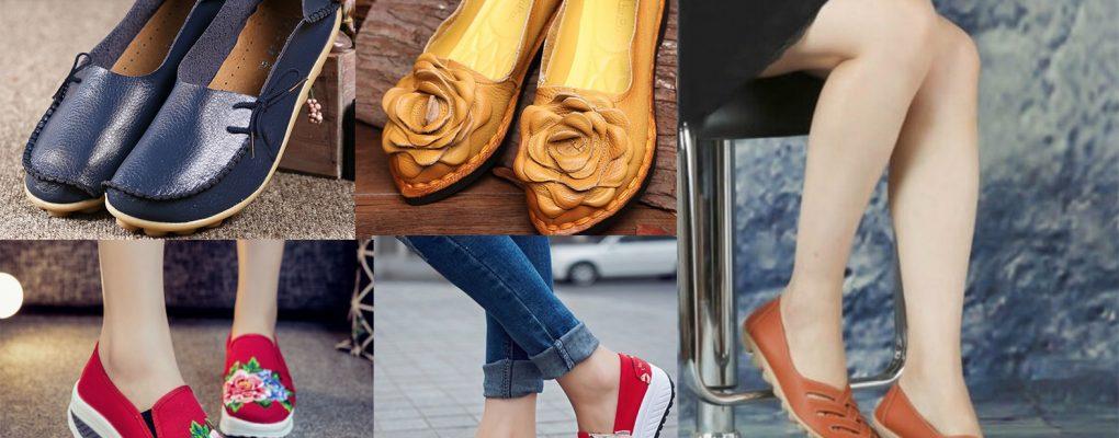 Какую обувь выбрать на лето