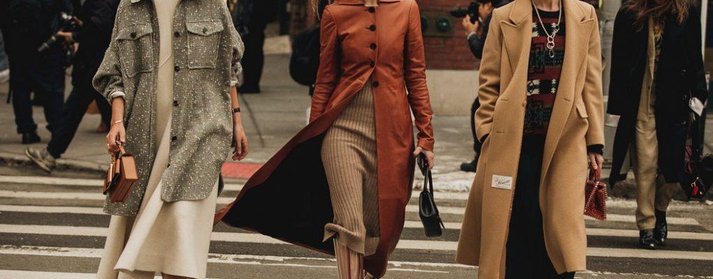 Мода осень-зима 2021-2022 для женщин