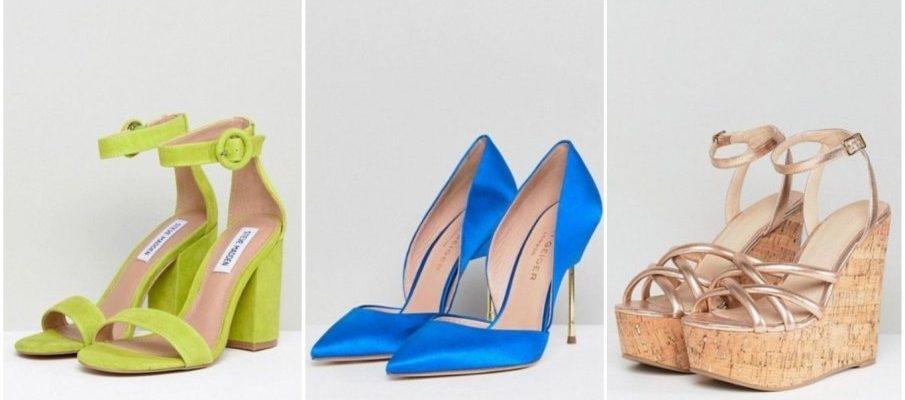 Модная обувь сезона весна-лето 2021 для женщин