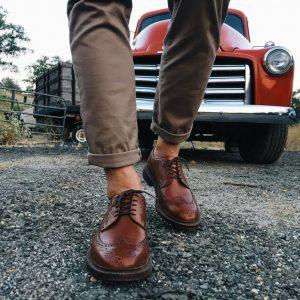 Выбор обуви для мужчин